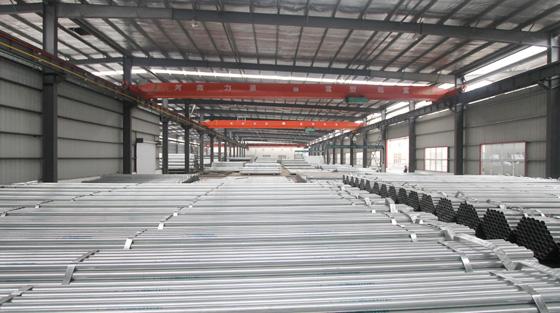 ¿Qué son las tuberías de acero galvanizado?