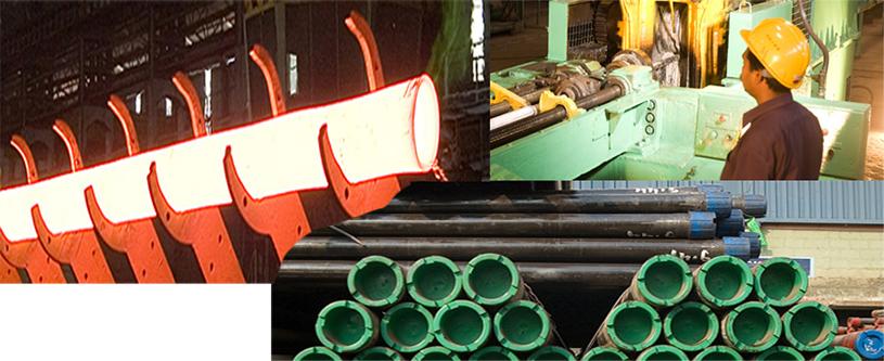 Tubo GI de tubo de acero sin costura redondo galvanizado en caliente