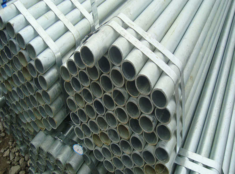 Building Steel Pipe
