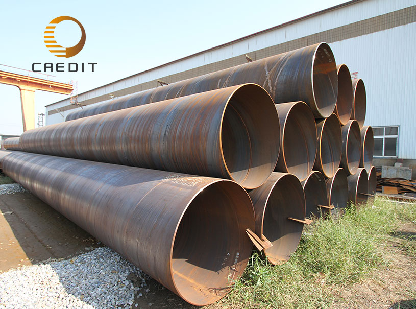 SSAW LSAW Carbon Welding Steel Pipe