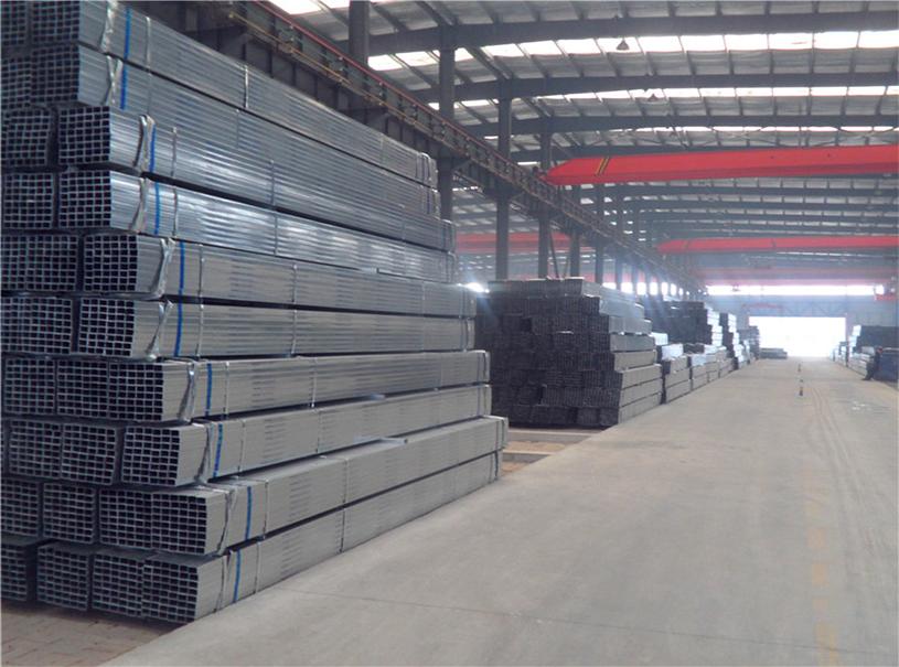 tubería de construcción