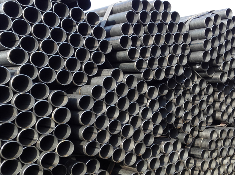 Welded Thin Wall Steel Pipe In Stock