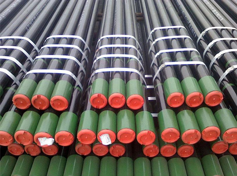 Tubo de acero sin costura de agua de acero al carbono