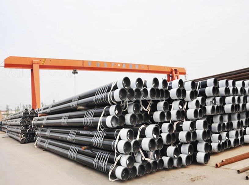 Material de construcción Tubo de acero sin costura