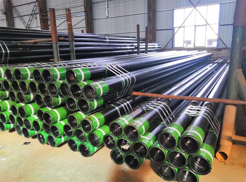 Aislamiento EN 10025 Acero al carbono Carcasa y tubería de acero sin costura